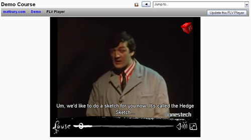 Media Player module now supports HTML5 video