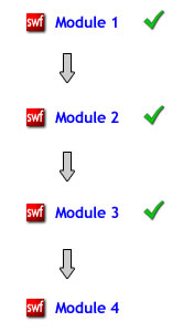 SWF Activity Module now supports conditional sequencing