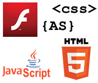 Are Flash and HTML5 locked in a mortal struggle for control of the internet?